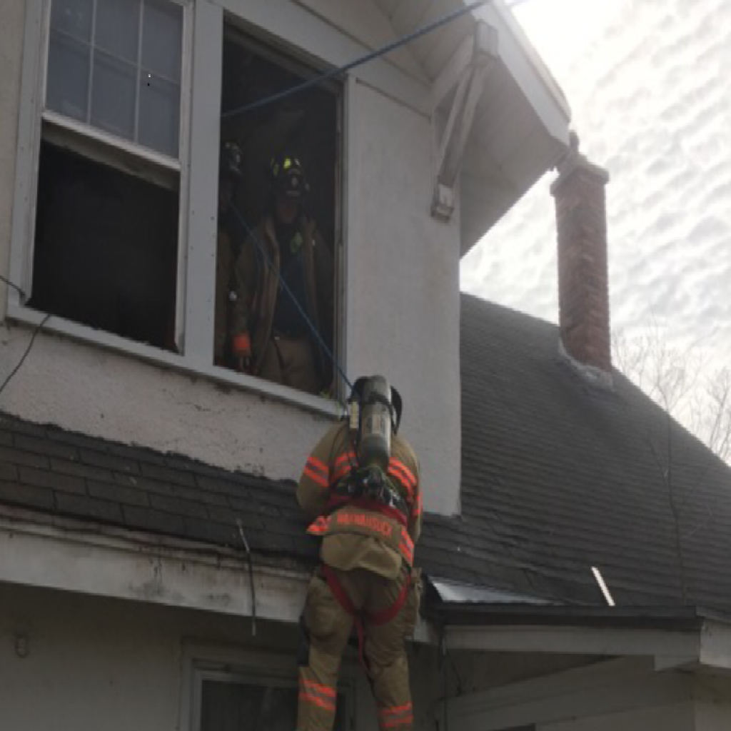 Rescue Training with new bailout kits