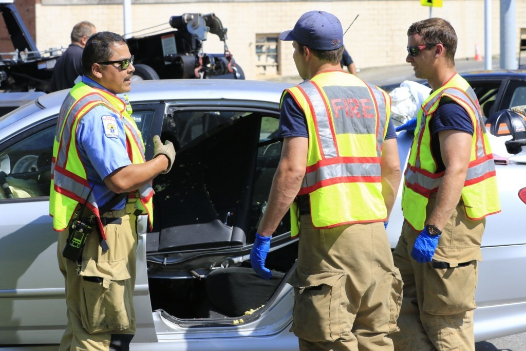 Motor Vehicle Accident & Extracation August 17th, 2017